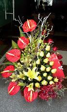Flores para San Valentin en Vietnam