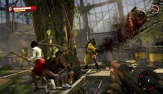 Screenshot Dead Island