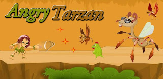 Angry Tarzan Android [Apk][Full][Gratis]