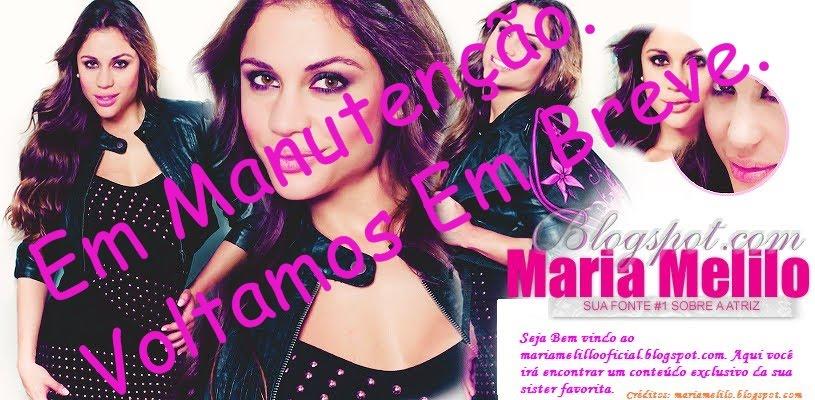 Fã Clube Maria Melillo