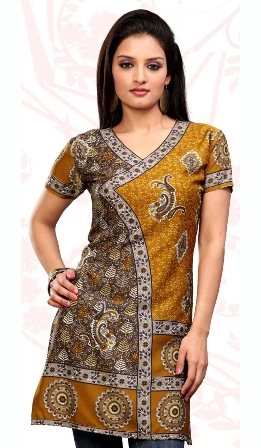 Multicolor-Indian-Party-Wear-Kurti