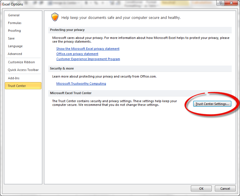 excel 2013 activate worksheet does not work also with oracle apps r12 ...