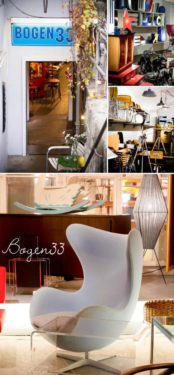 Designtour Zürich: Bogen33