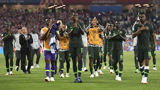 Nigeria vs Iceland: How Nigerians reacted to Super Eagles' win