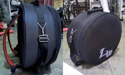 tas drum_soft case drum untuk snare dan cymbal