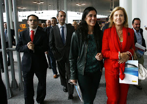 Inauguración Nueva Terminal