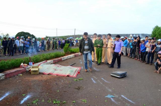 Gia Lai: 1 ngày, 2 vụ tai nạn giao thông, 2 người chết