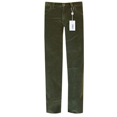 armani corduroy pants