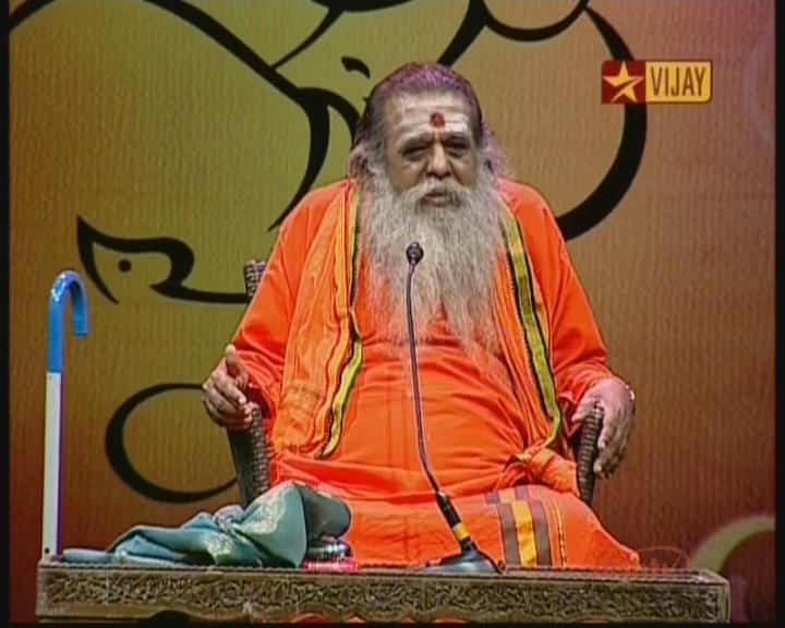 Vijay Tv Special Pattimandram Vinayaka Chathurthi 2013 Special Program Show