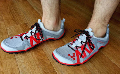 Wearing the Breatho Trails is extremely comfortable.