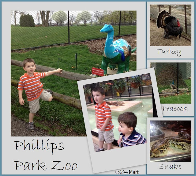Phillips Park Zoo, Aurora IL