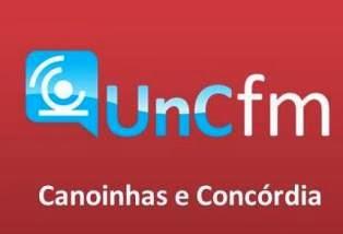 Rádio UNC FM de Canoinhas ao vivo
