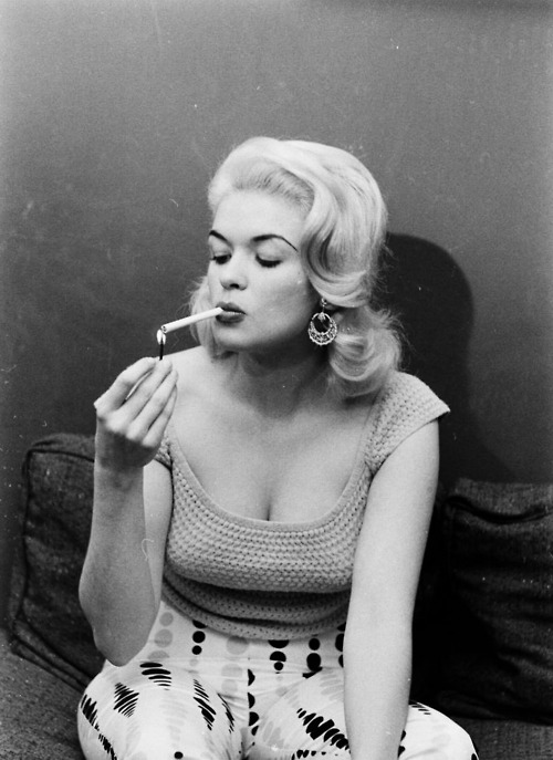Somebody Stole My Thunder At The Races With Jayne Mansfield