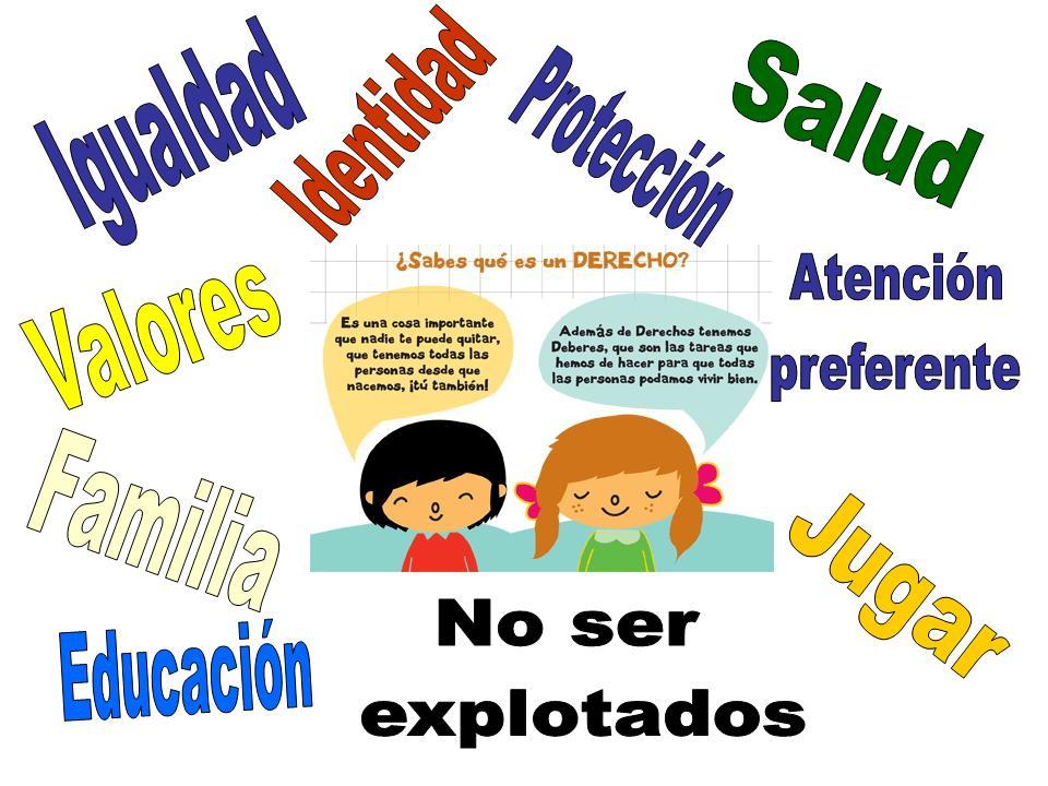El blog a rayas d a de la infancia 2011 for Derechos de los jovenes