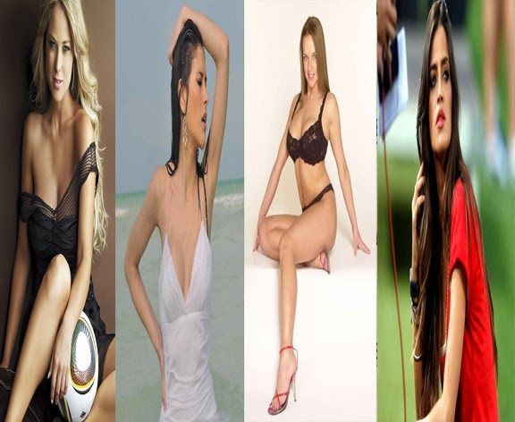 FIFA Hot TV Presenter