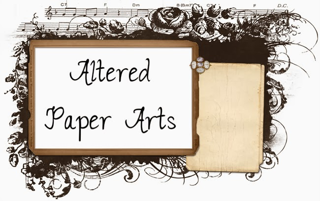 Altered Paper Arts