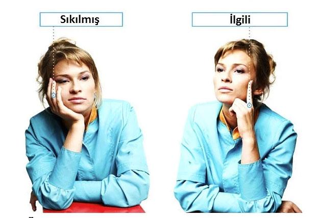 Yalancıların Vücut Dili Şifreleri
