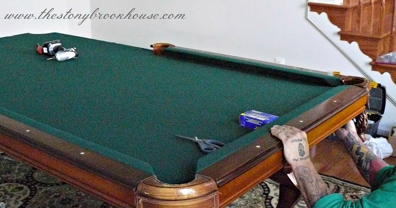 Build your own pool table plans - Diy Pool Table With Diy Pool Table