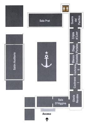 museo naval maritimo valparaiso