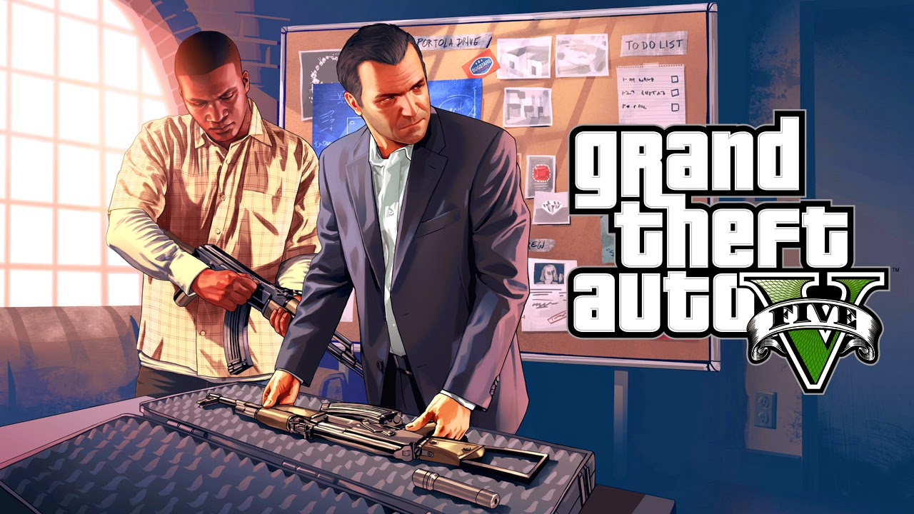 GTA 5 : Ps4 , Xbox one , Pc Release Date | N2Gaming | N2G News Gaming ...