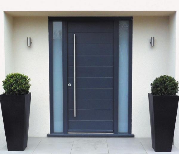 aneka pintu minimalis