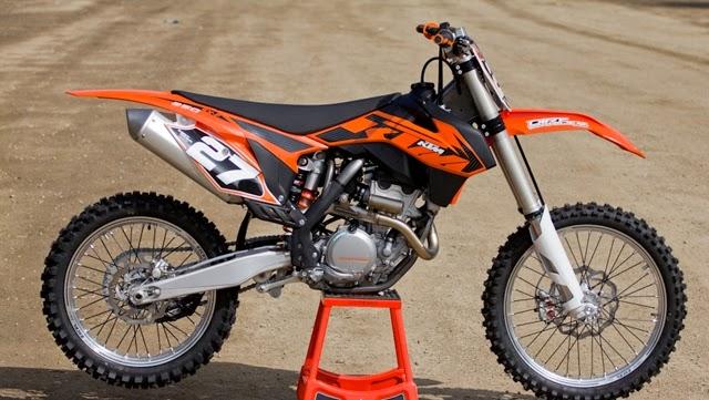 KTM 250F-SX New Dirt Bikes