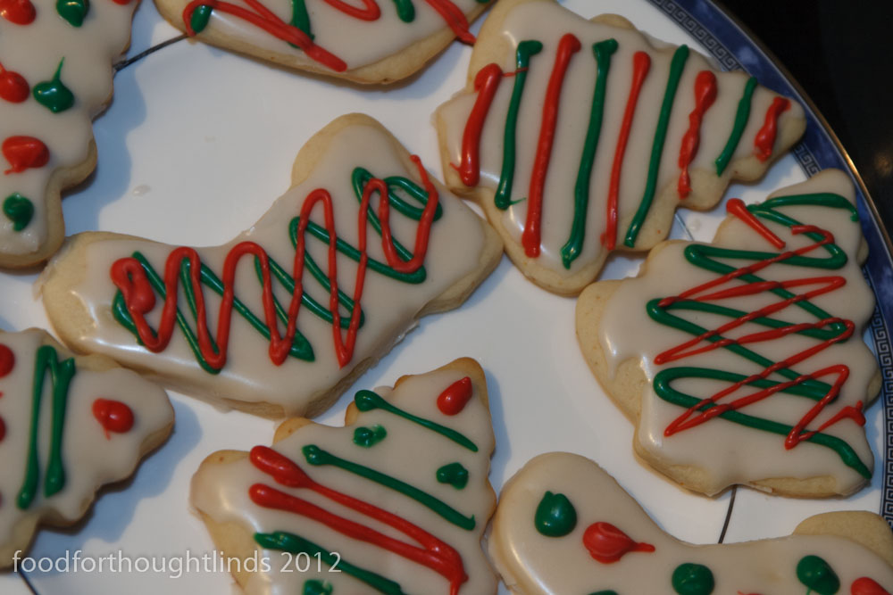 Food for Thought: Best Ever Christmas Sugar Cookies