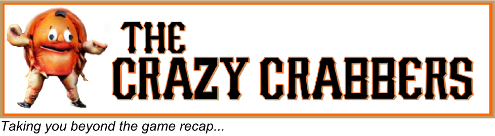 Crazy Crabbers | Giants Baseball Blog