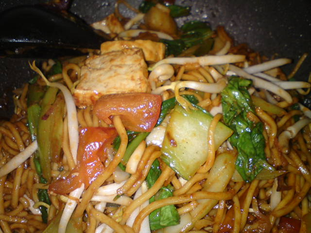Indian Stir Fried Noodles Recipe — Dishmaps