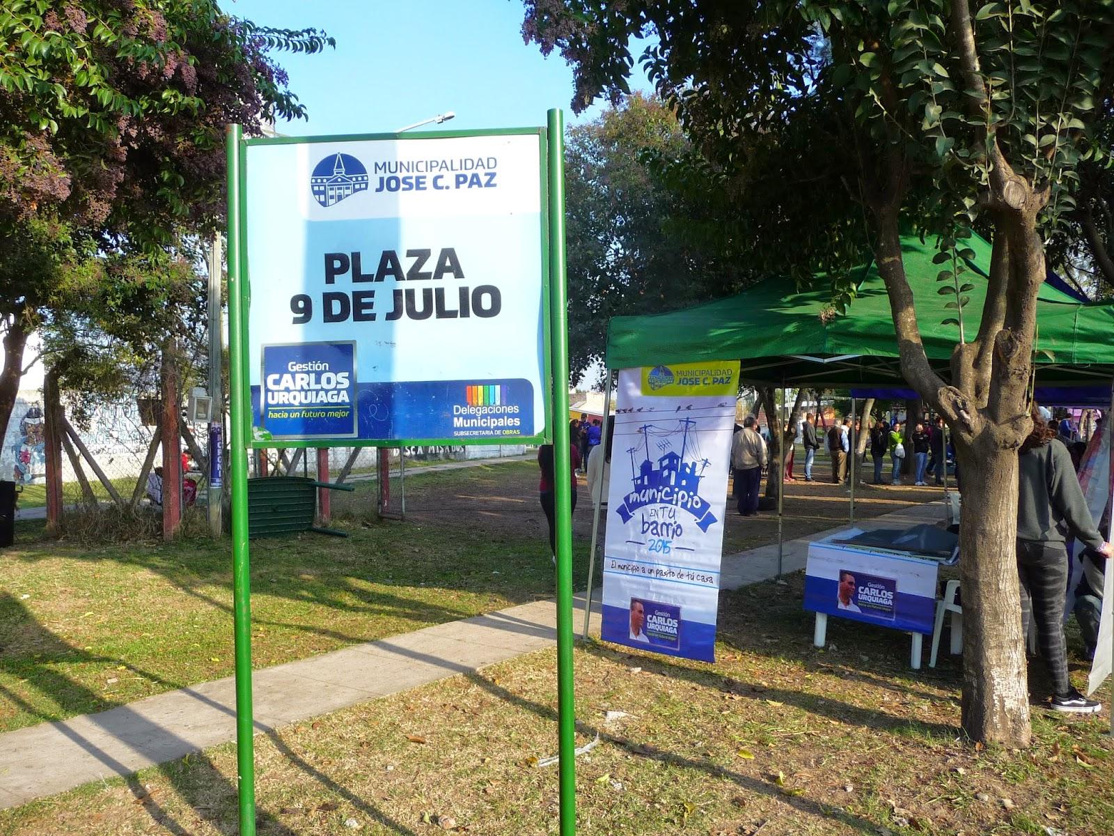 Prensa Municipalidad Jos C Paz El Municipio En Los