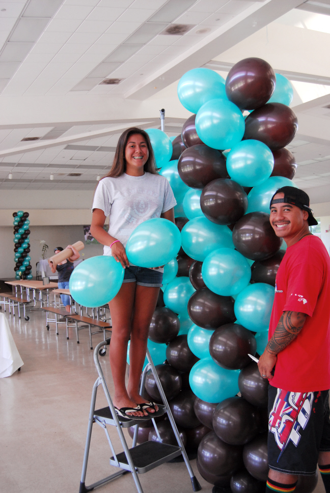 Balloon Designs Pictures: Balloon Column