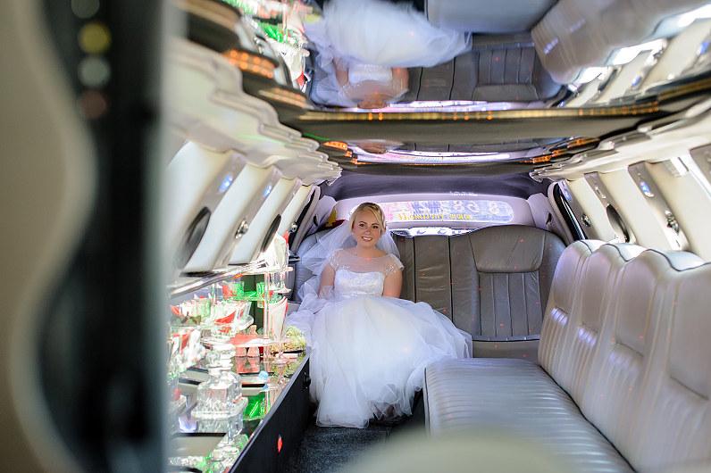 vestvunis limuzinas