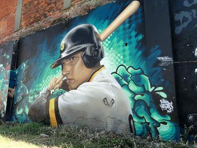 Park Spoor Noord - graffiti