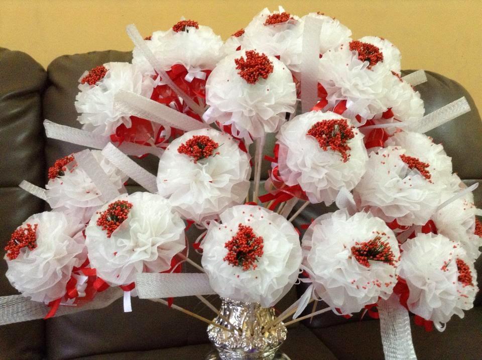 Bunga Tisu bermula dari RM1/pcs