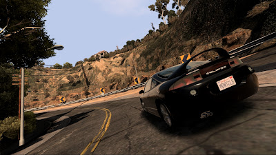 Midnight Club Los Angeles Screenshots