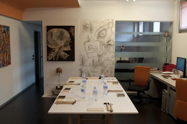 Workshop sulla lavorazione del metallo: la sede