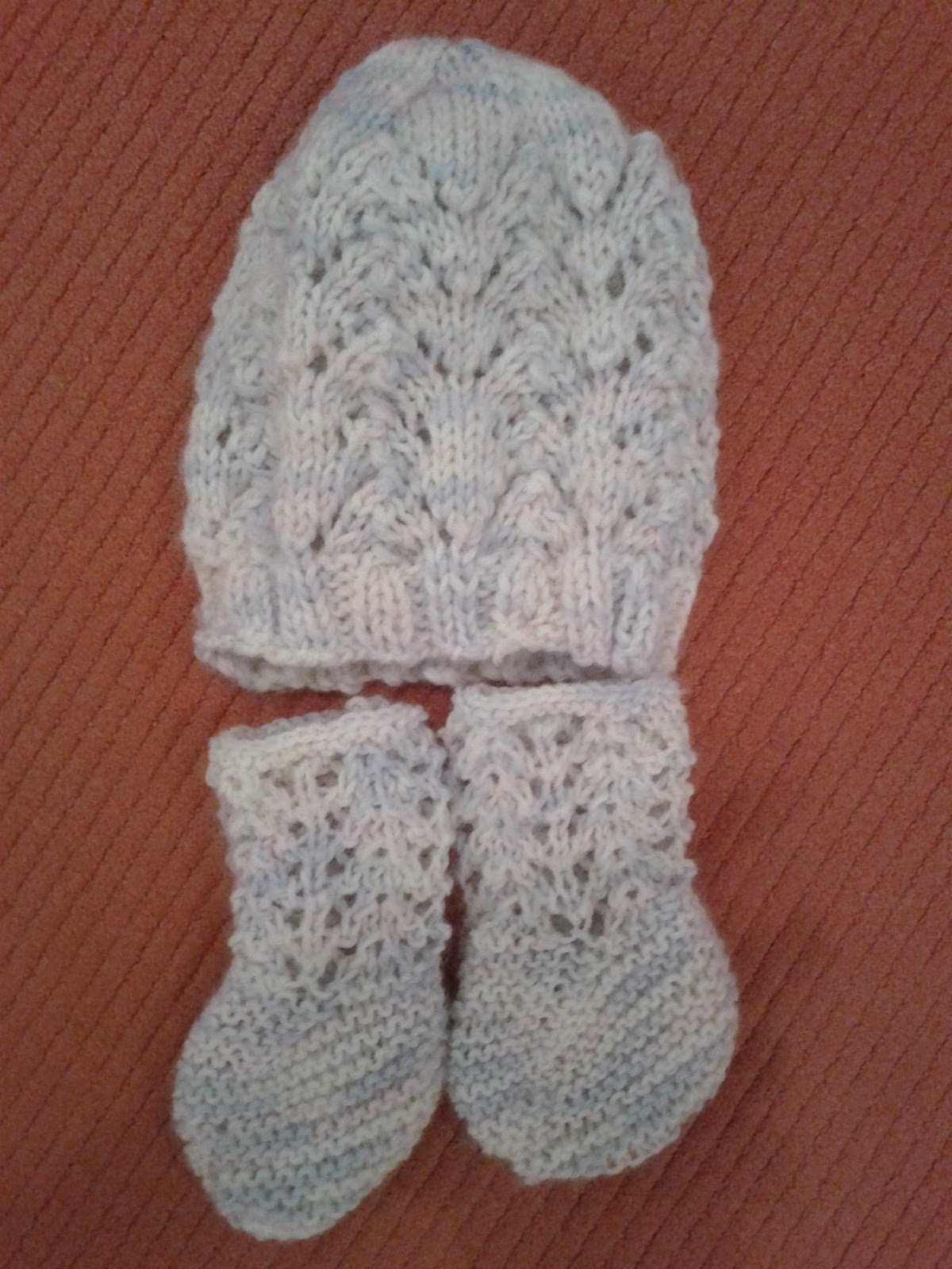 Lacy froth: 25 Lace baby booties and beanies