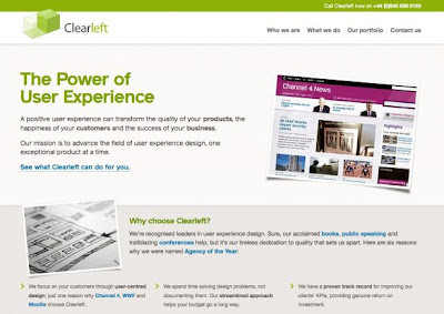 Clearleft: Agency of the Year 2011