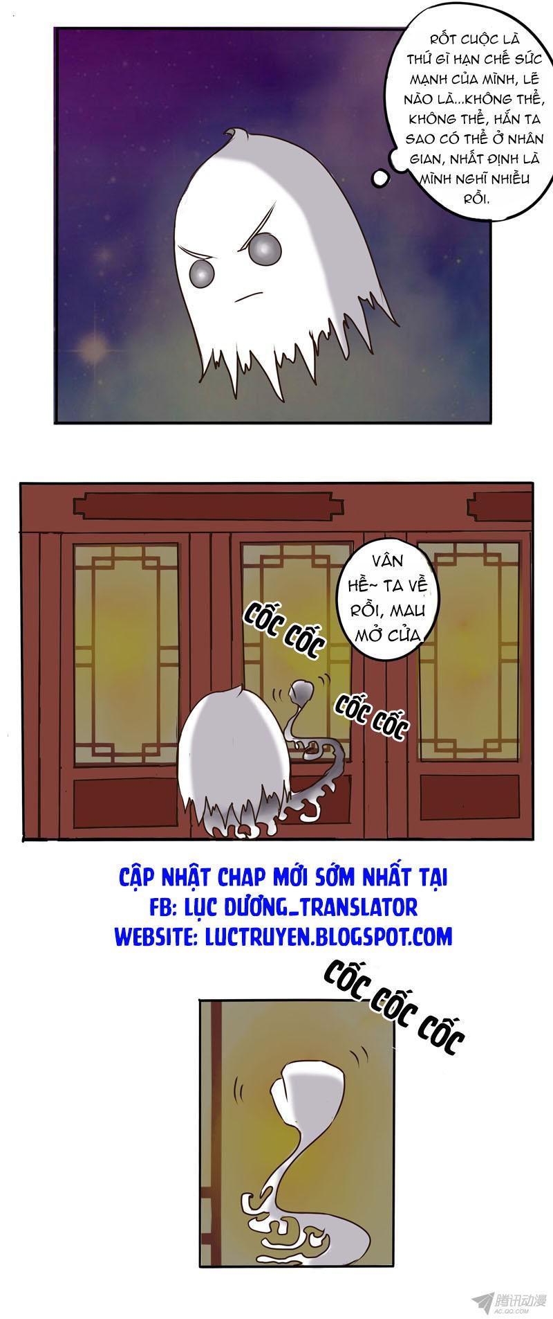 Thông Linh Phi Chap 15 - Next Chap 16