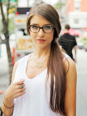 peinados con coletas verano 2014