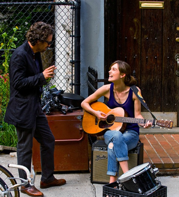 begin again keira knightley mark ruffalo