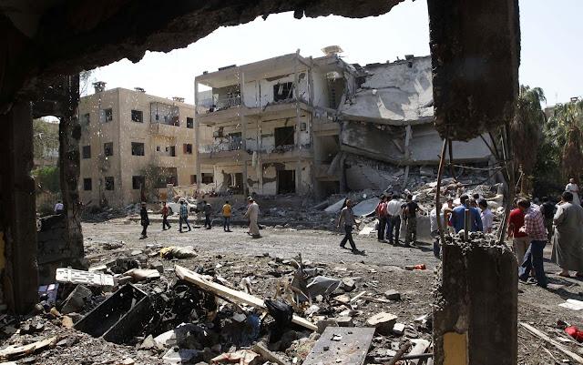 Ataque químico matou 1.429 pessoas na Síria, declarou diplomata americano.