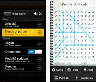 COME GIOCARE GRATIS A PUZZLE DI PAROLE SU IPHONE 5 4S 4 3GS