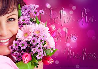 Postales para el 10 de mayo día de las madres