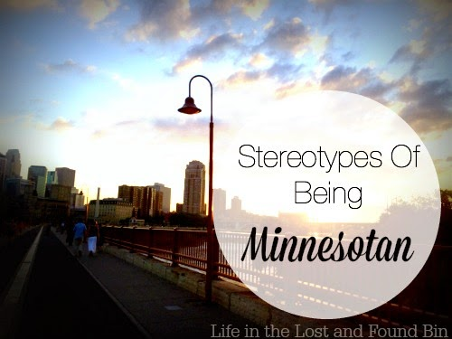 Stereotypes of Being Minnesotan