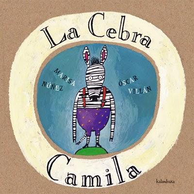La Cebra Camila, Marisa Núñez