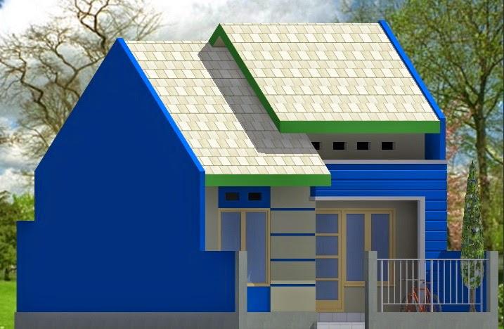 Rumah Minimalis Lebar 5 Meter Desain Rumah Lebar 5,5 Meter