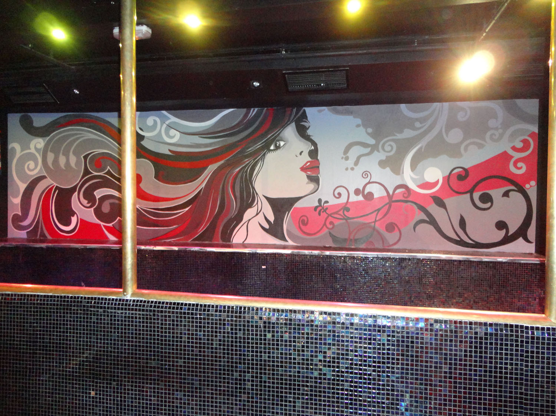 Decopared mayo 2012 for Como decorar un mural