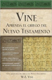 Aprenda El Griego del N.T. - W. E. Vine.