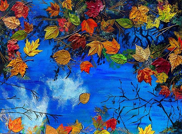 Σε πόσους πίνακες βλέπεις φύλλα